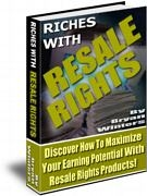 Riches With Resale Rights