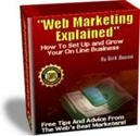 Web Marketing Explained